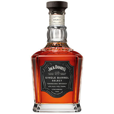 +JACK DANIEL'S 750ML SINGLE BARREL WHSKY
