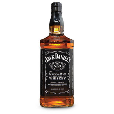 Jack Daniel's Black Label Tennessee Whiskey - 750ml