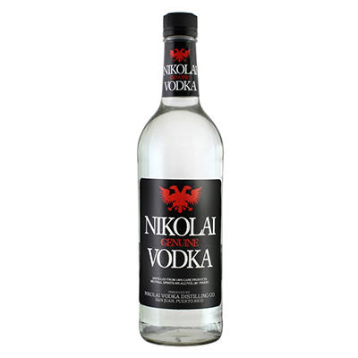 Nikolai Vodka - 750ml