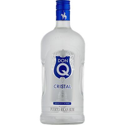 Don Q Cristal - 1.75L