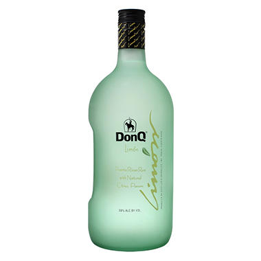 Don Q Lemon Flavored Rum - 1.75L