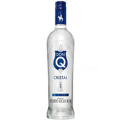 Don Q Cristal Rum - 750ml