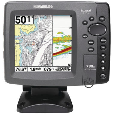 Humminbird 788ci HD Color Fishing System