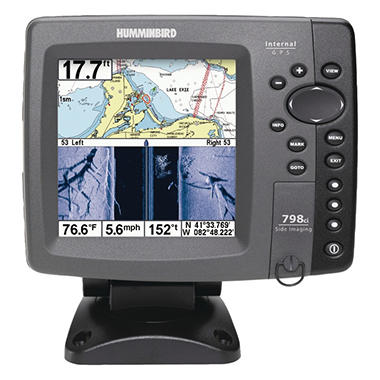 Humminbird 798ci HD Si Gps Color Fishing System