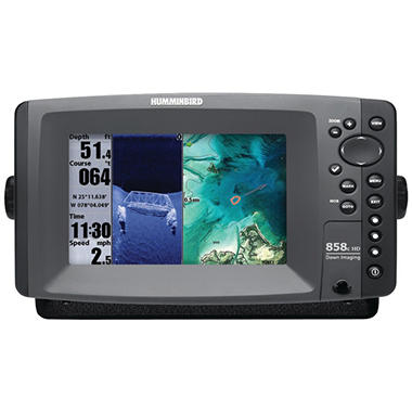 Humminbird 858c HD Di Combo