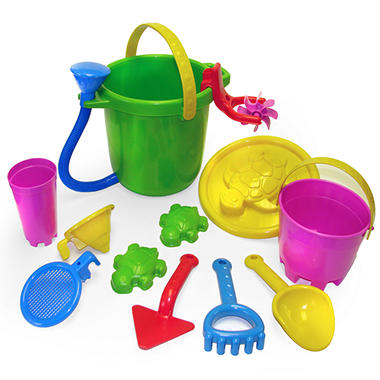 Magnif Sand and Water Playset - 12 pc.