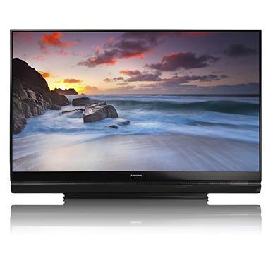 """73"""" Mitsubishi 3D DLP 1080p WiFi Ready HDTV"""