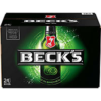 Beck's Beer (12 fl. oz. bottle, 24 pk.)