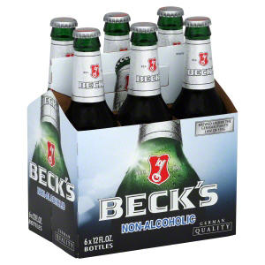 Beck's Non-Alcoholic (12 fl. oz. bottle, 6 pk.)