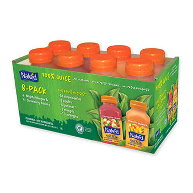 Naked Juice Variety Pack
