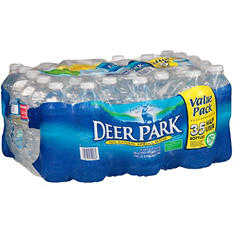 Deer Park Natural Spring Water (16.9 fl. oz./35 pk.)