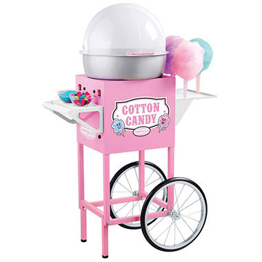 Nostalgia Electrics? CCM600 Vintage Collection? Old Fashioned Cotton Candy Cart