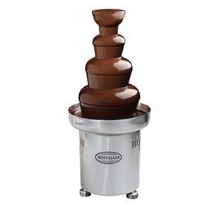 Nostalgia Commercial Chocolate Fondue Fountain