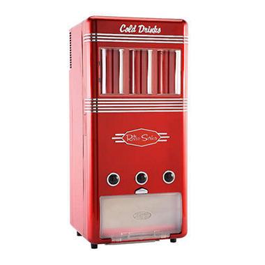 Retro Series 18-Can Drink Vending Machine