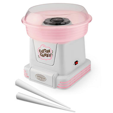 Nostalgia Electrics™ PCM-805 Hard & Sugar-Free Cotton Candy Maker