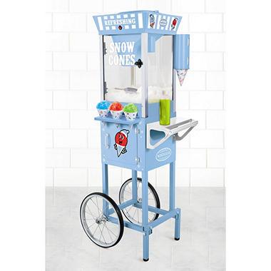 Nostalgia Electrics™ Old Fashioned SnowCone Cart