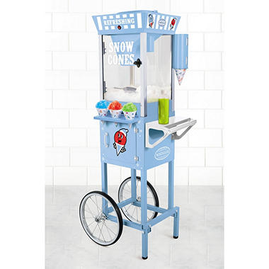 Nostalgia Electrics? Old Fashioned SnowCone Cart