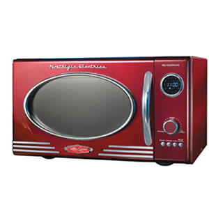 "Nostalgia Electrics"" Retro Series"" Microwave Oven"