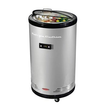 Nostalgia BPC700 Beverage Party Cooler