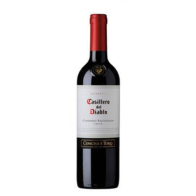 Casillero del Diablo Cabernet Sauvignon - 750ml