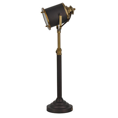 Salerno Spotlight Table Lamp