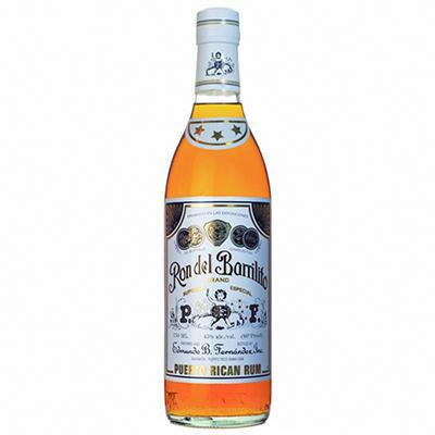 Ron Barrilito Rum - 750ml