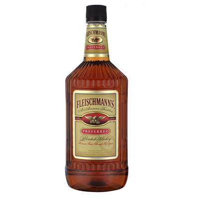 Fleischmann's Preferred Blended Whisky 1.75 Liter
