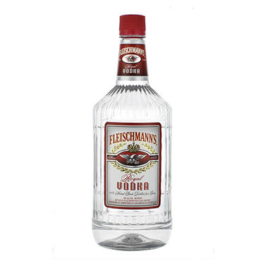 Fleischmann's Royal Vodka 1.75 Liter