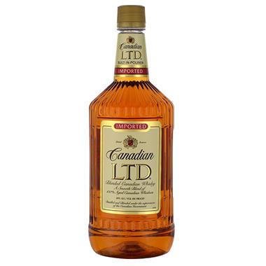 Canadian LTD Whiskey (1.75 L)