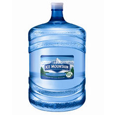 Ice Mountain 100% Natural Spring Water (5 gal.)