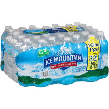 Ice Mountain Water 91