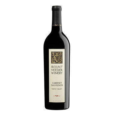 +MOUNT VEEDER WINERY CABERNET NAPA 750ML