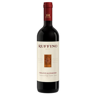 +RUFFINO 750ML CHIANTI SUPERIORE