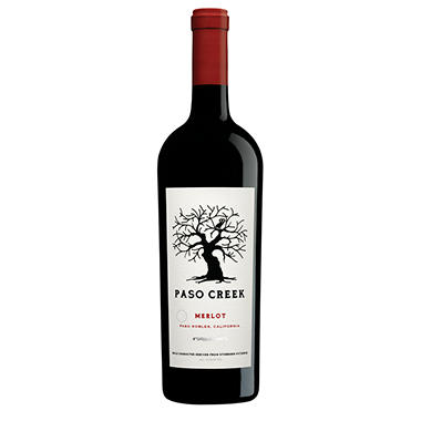 +PASO CREEK MERLOT 750ML