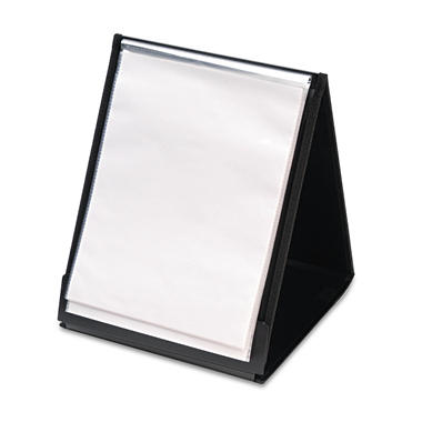 Cardinal - ShowFile Display Easel - 20/11x 8.5 pgs
