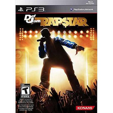 Def Jam Rapstar - PS3