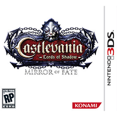 Castlevania: Lords of Shadow-Mirror of Fate - 3DS