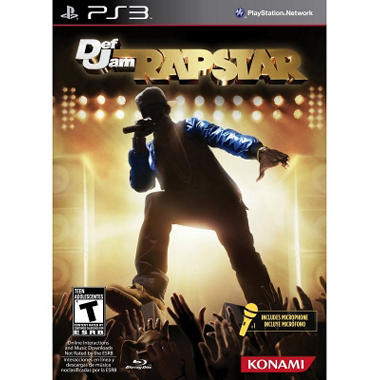 Def Jam Rapstar Bundle - PS3