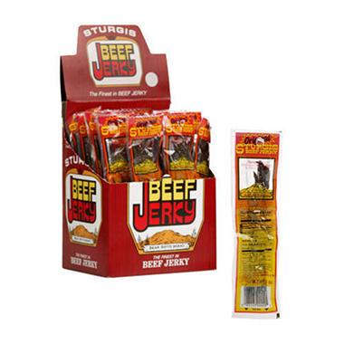 Sturgis Natural Beef Jerky - 1 oz. - 24 ct.