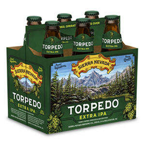 Sierra Nevada Torpedo Extra IPA (12 fl. oz. bottles, 6 pk.)