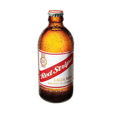 RED STRIPE 6 / 12 OZ BOTTLES