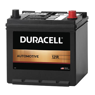 Duracell® Automotive Battery - Group Size 121R