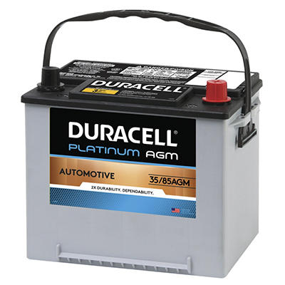 Duracell® AGM Automotive Battery - Group Size 35/85