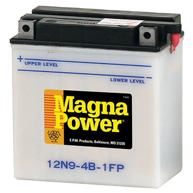 Magna Power® Power Sports Battery - Group Size 12N94B1