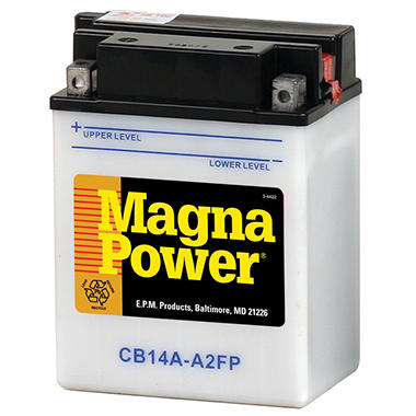 Magna Power® Power Sports Battery - Group Size 14AA2