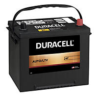 Duracell® Automotive Battery - Group Size 24F