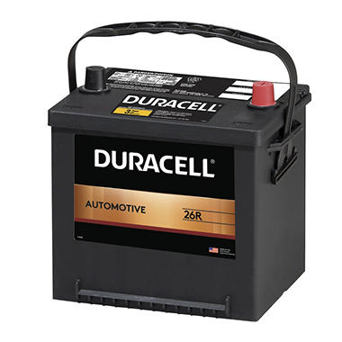 Duracell® Automotive Battery - Group Size 26R
