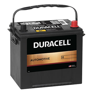 Duracell� Automotive Battery - Group Size 35