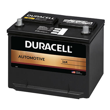 Duracell® Automotive Battery - Group Size 36R