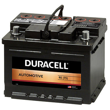Duracell® Automotive Battery - Group Size 47
